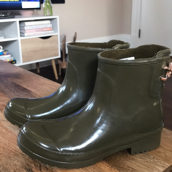 sperry women's walker turf rain boot